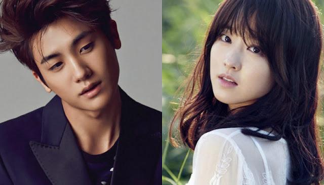 di Drama 'Do Bong Soon' Si Aktor Syuting Drama Berbeda Tapi Tayang Bersama Park Hyung Sik Tergabung Bersama Park Bo Young