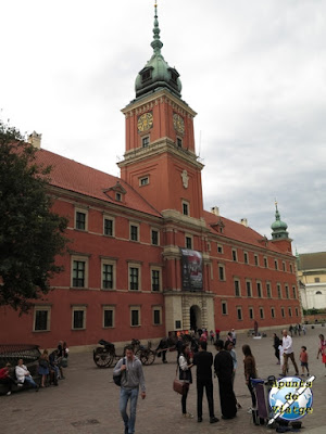 Castillo Real de Varsovia