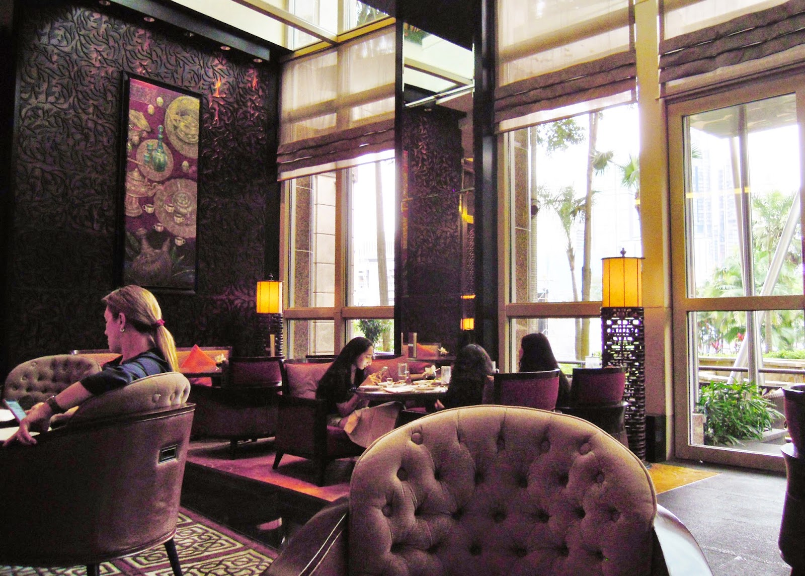 Love Life Cherish Moments Afternoon Tea With Love Lounge In The Park Mandarin Oriental Hotel