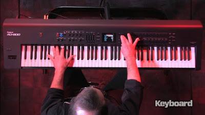 dan piano dien roland rd-800