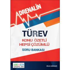 Türev Konu Özetli Hepsi Çözümlü Soru Bankası Adrenalin Yayınları
