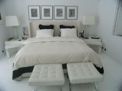 d co chambre moderne. Black Bedroom Furniture Sets. Home Design Ideas