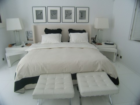 art d co idee chambre moderne. Black Bedroom Furniture Sets. Home Design Ideas