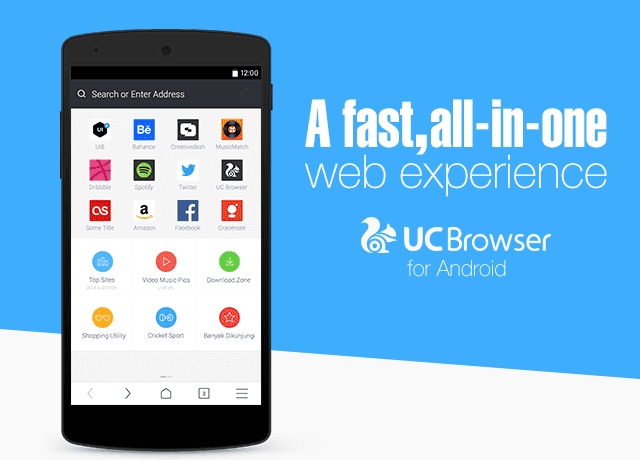 UC - Best Mobile Browser