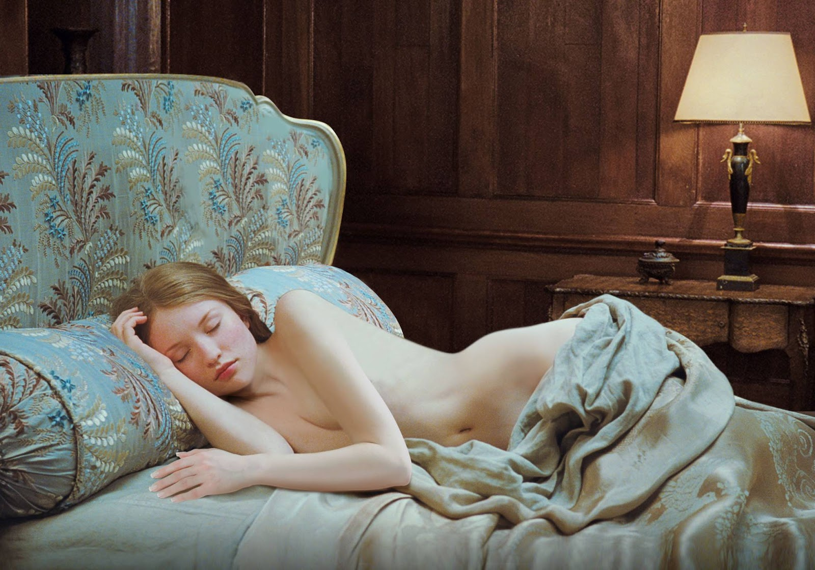 Sleeping Beauty (2011), Emily Browning as Lucy