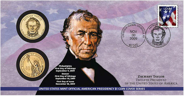 Zachary Taylor 12th President of the United States
