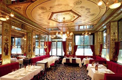 Restaurante La Grand Véfour em Paris
