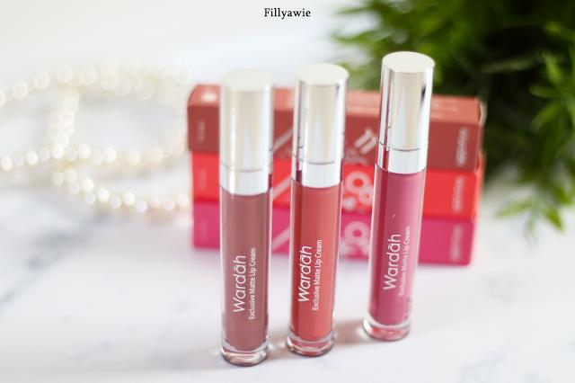 'wardah exlusive matte lipstick'
