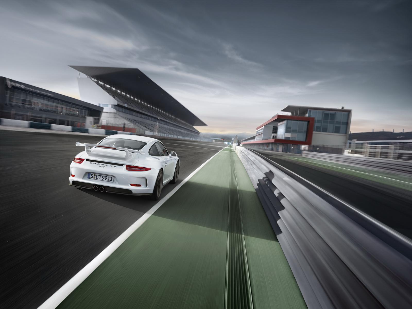 Porsche Extends 991.1 GT3 Engine Warranty To 10 Years/120k ...