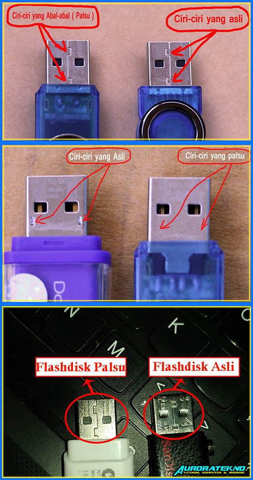 Cara Untuk Mengecek Dan Membedakan Flashdisk Asli Atau Palsu. Terbukti 100% Ampuh!!!