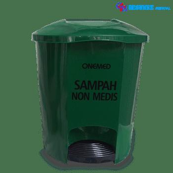 Tempat Sampah Limbah Non Medis Model Pedal