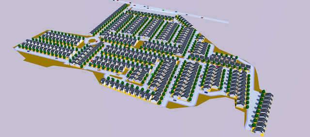 proyek perumahan