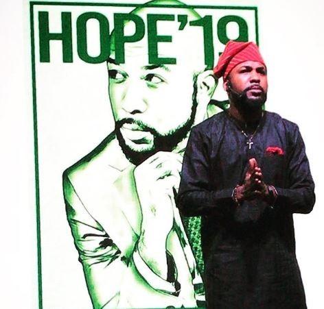 Nigerian singer Banky W declares political ambition