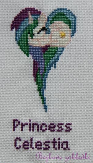 Princess Celestia heart