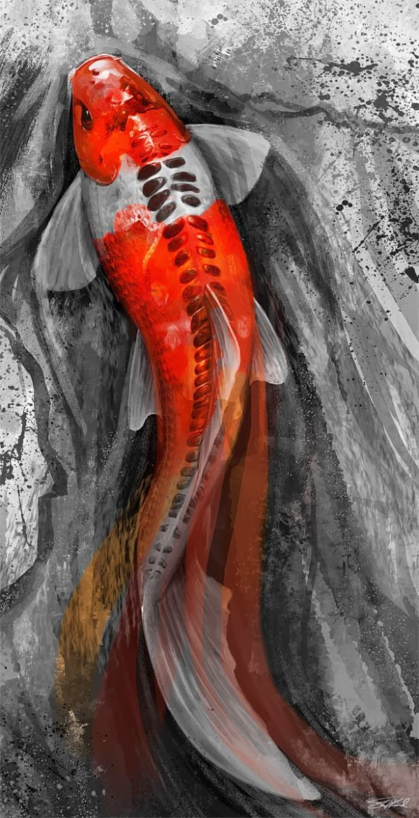 """Awesome Digital Paintings by Texas Based Artist """"Steve Goad"""""""
