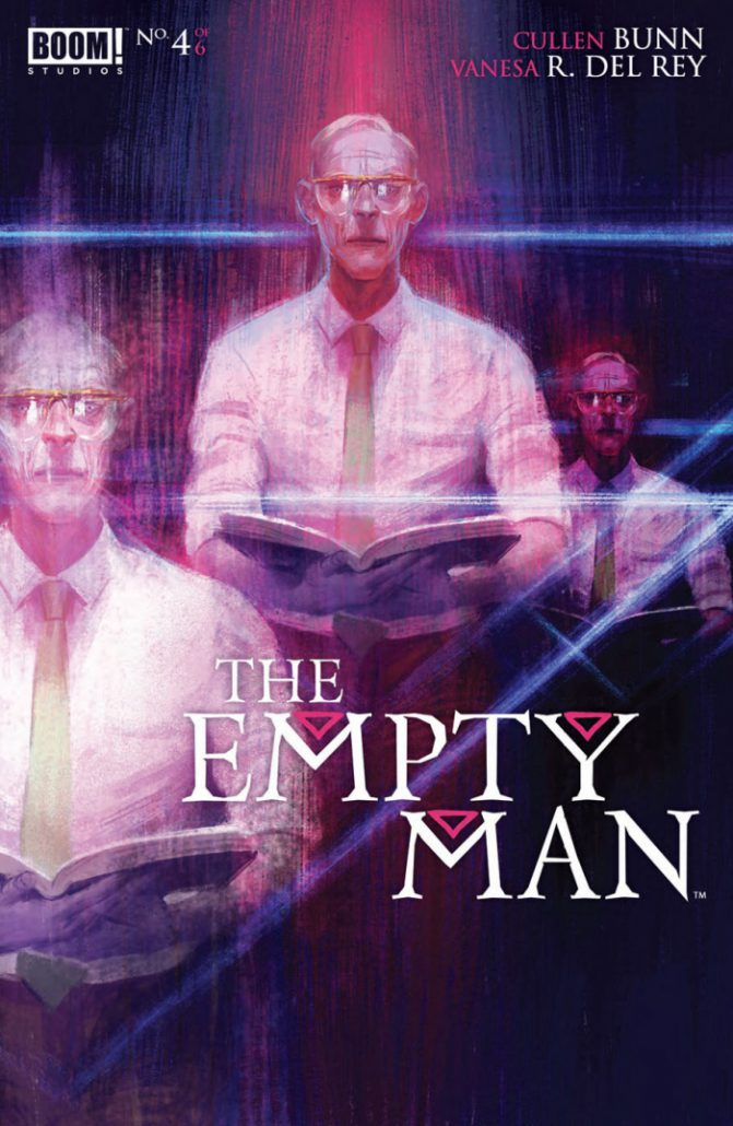 Image result for the empty man 2020