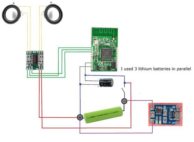 Как сделать Bluetooth-модуль для наушников