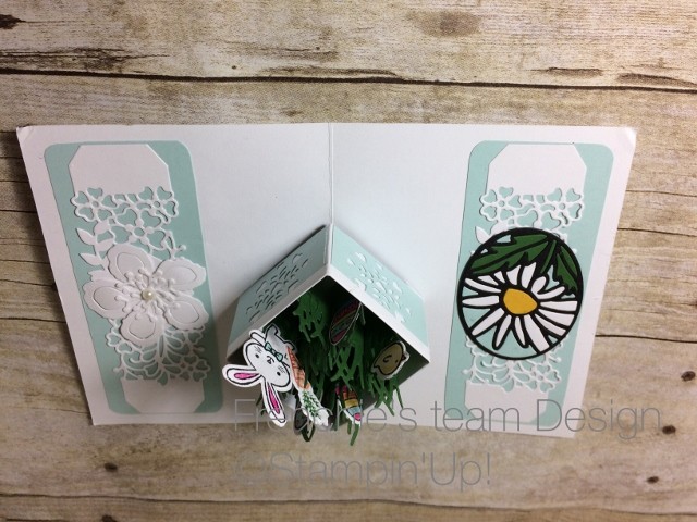 Basket Bunch, stampin'Up
