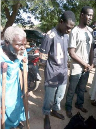 Herbalist beheads police officer, Plucks his eyes to make invisibility charm for robbers..See What Happened After!