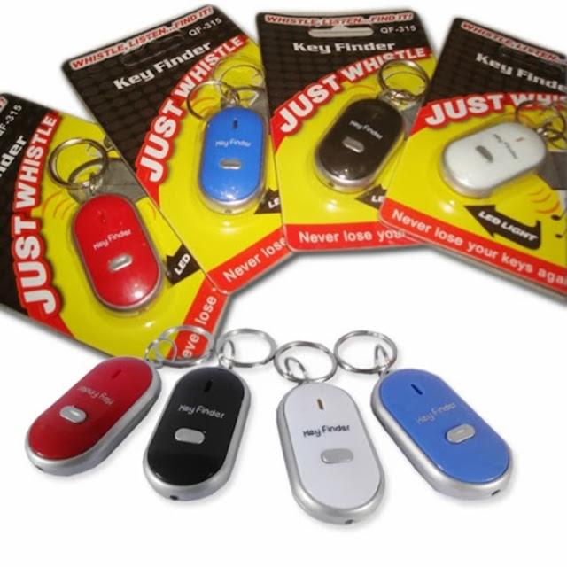 Cara Mudah Menemukan Kunci Motor Dengan Gantungan Kunci Unik