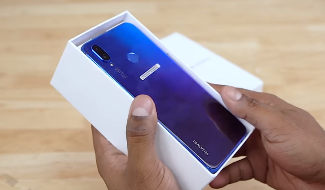 Smart Technology: Huawei Nova 3i Unboxing and Specifications