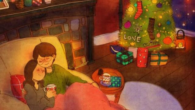 relatos, blogger, frases de amor, frases de películas, navidad, frases de navidad