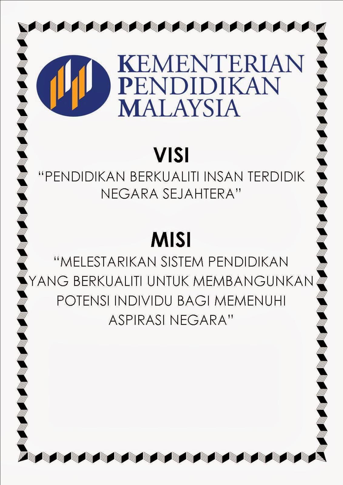 Sekolah Kebangsaan Kampung Kuala Pajam Motto Visi Misi