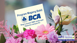 Program Permagangan Bakti Bank Central Asia