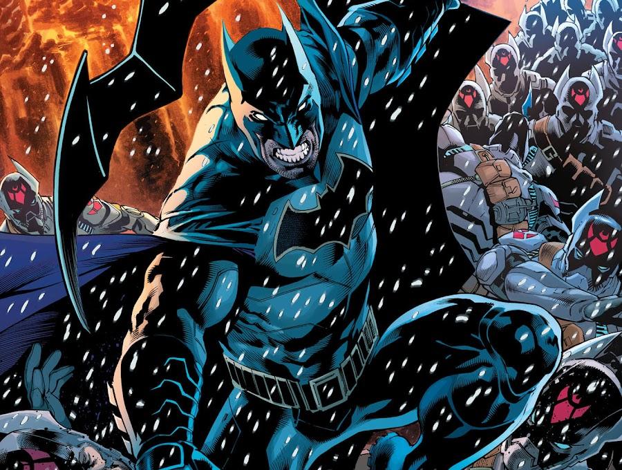 batman dc rebirth comics