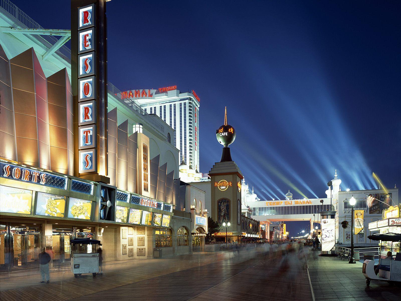 Atlantic City Travel Blog