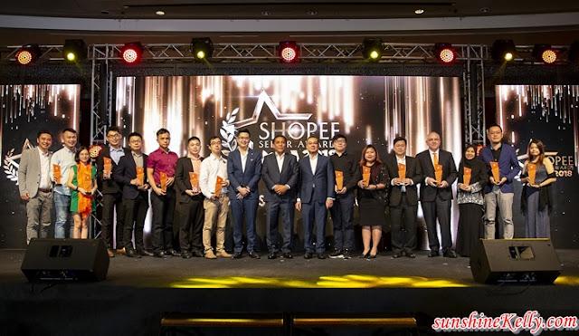 Shopee, Shopee Malaysia, Shopee Sellers, Shopee Seller Awards 2018, Top 14 Shopee Star Sellers Malaysia, Grand Hyatt Hotel, Kuala Lumpur