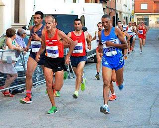 Atletismo Aranjuez Milla Madrigueras