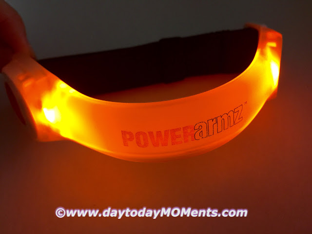 led light for joggers