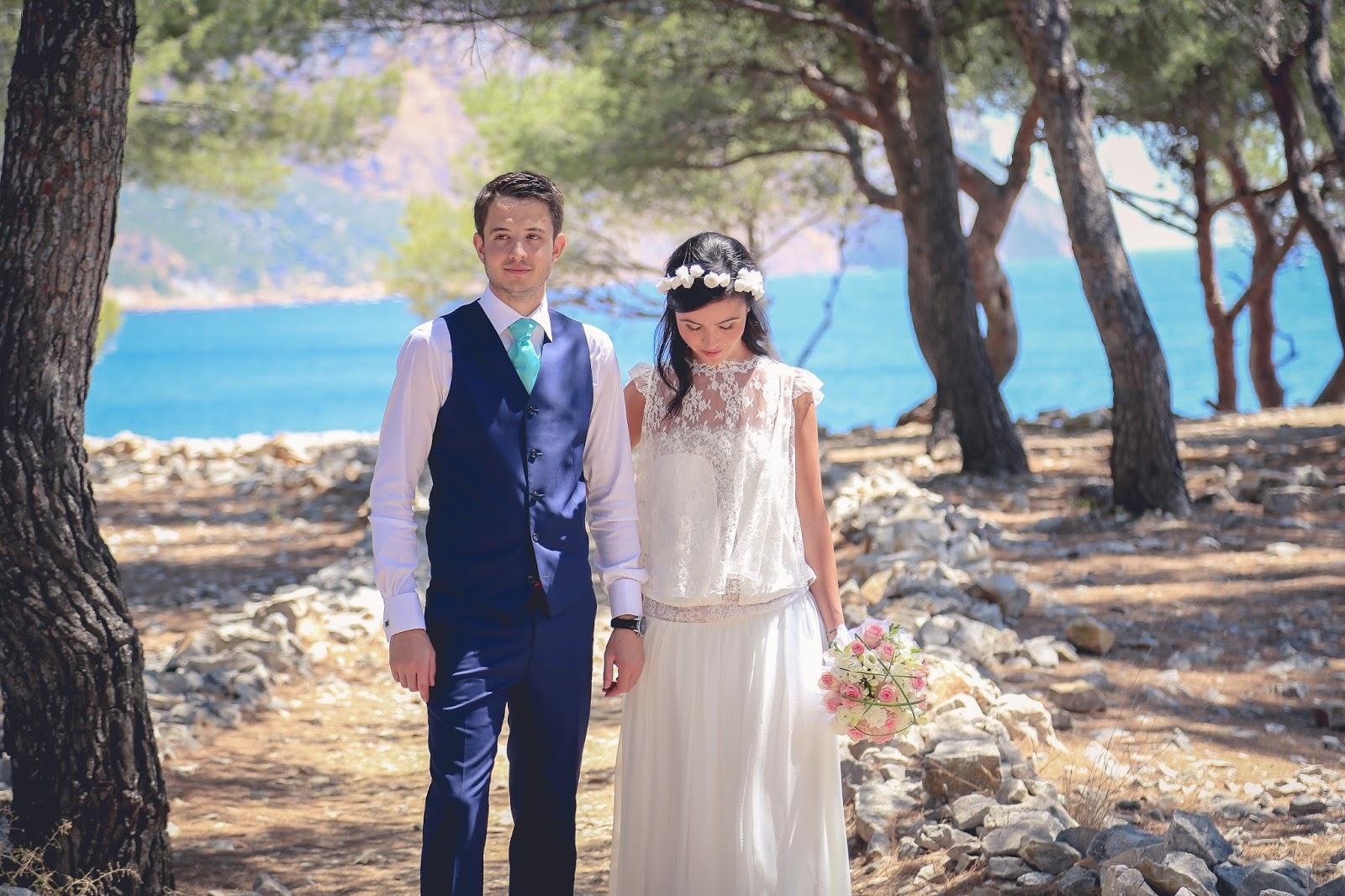 Les Moineaux De La Mariée les moineaux de la mariée: {vrai mariage} aurélie & thomas
