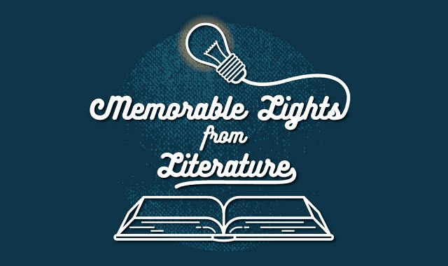 Memorable Lights From Literature