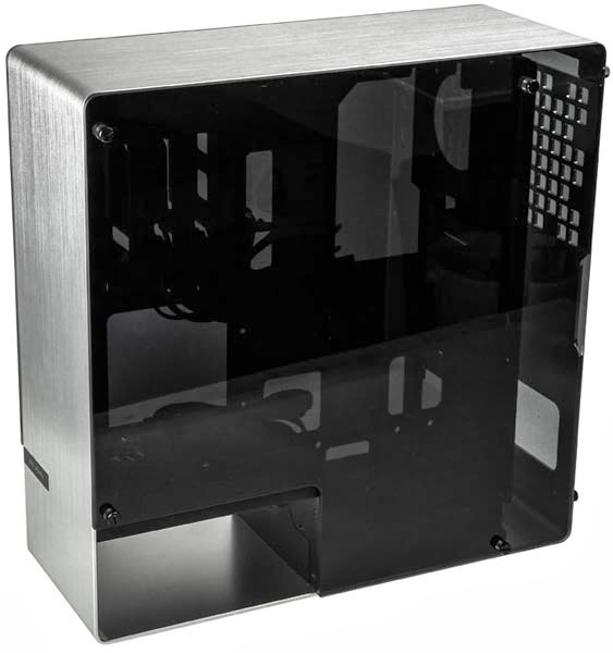 Housing for the PC of glass and aluminum In Win 904 - Your