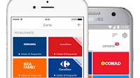 App per conservare carte fedeltà e tessere sconti di supermercati e negozi