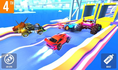SUP Multiplayer Racing MOD Unlimited Coin Money v1.0.5 Apk Android Terbaru Gratis