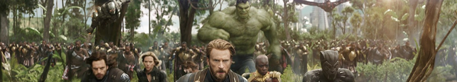 Avengers: Infinity War (2018) Banner