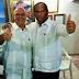 Hipólito Mejía se reúne con Quirino en busca de dinero para su campaña: dice que era investigando a Leonel