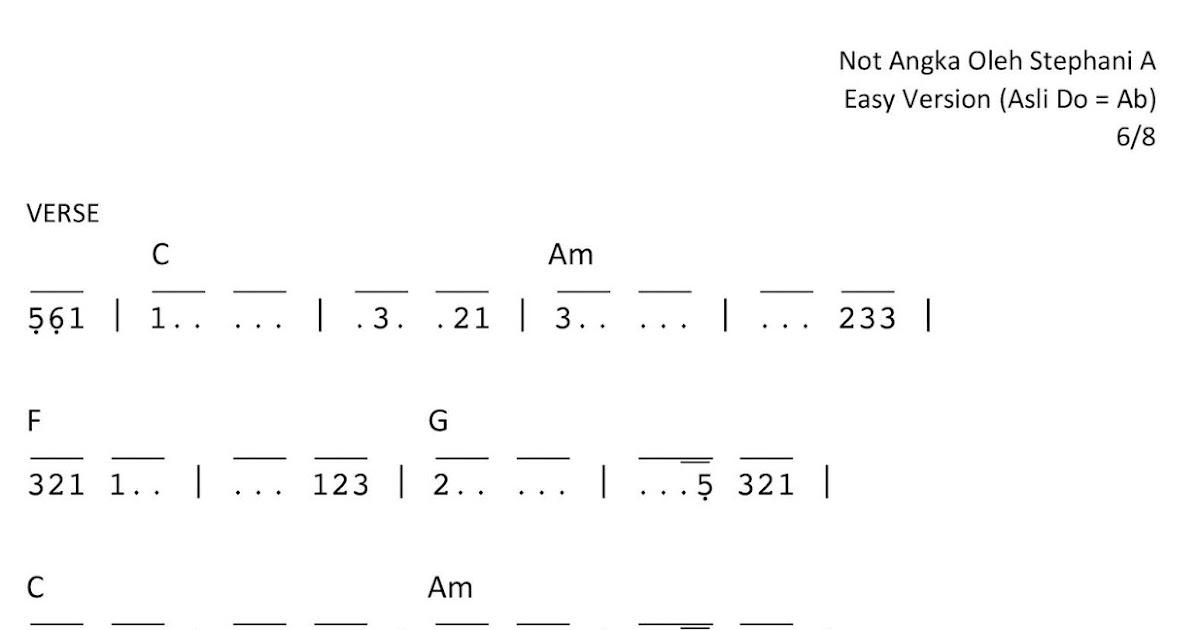 Perfect Piano Sheet Easy