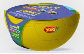 Promoção Yoki Compre Ganhe Bowl Exclusivo Copa do Mundo 2018 Novos Sabores