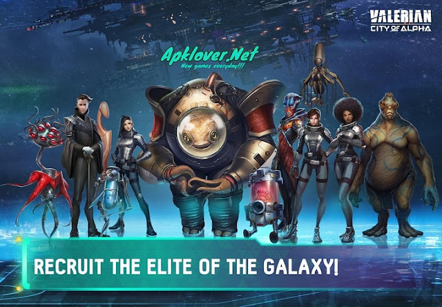 Valerian City of Alpha MOD APK unlimited money