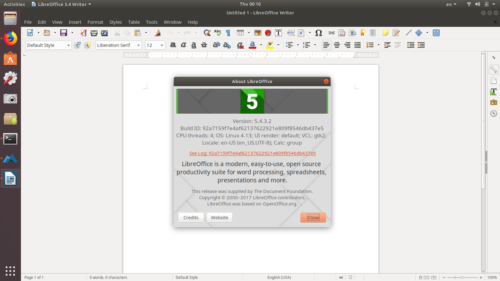 How to install program on Ubuntu: How to Install LibreOffice