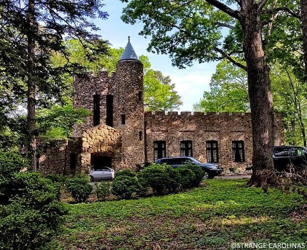 Gimghoul Castle (Chapel Hill, NC)
