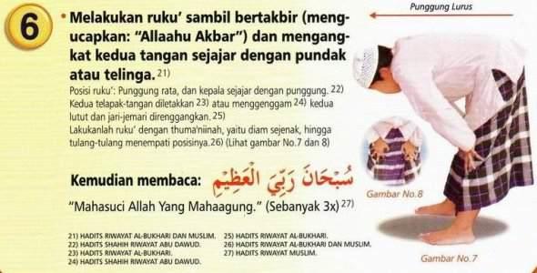tata Cara sholat Dengan Baik Dan doa Nya ~ mosokasi ialah ...