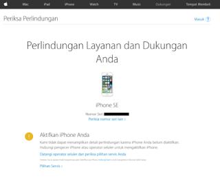 iphone belum diaktivasi