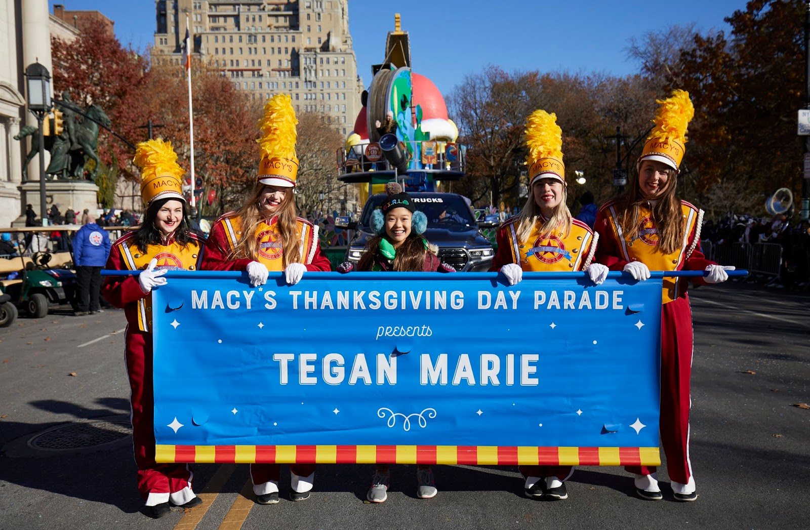 Top Highlights from the Macy's Thanksgiving Day Parade You