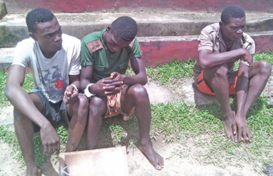 siblings arrested kidnap calabar