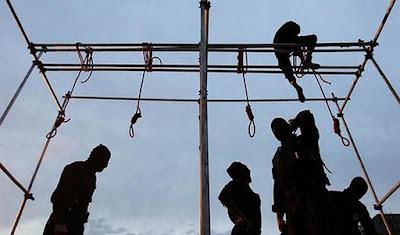 Execution, Iran